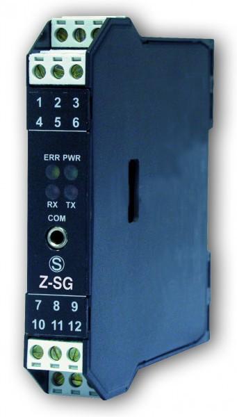 Z-SG  Convertitore universale per celle di carico