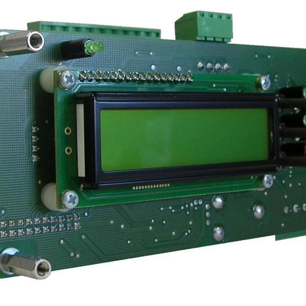 KS433 – PLC visualizzato OPEN FRAME programmabile