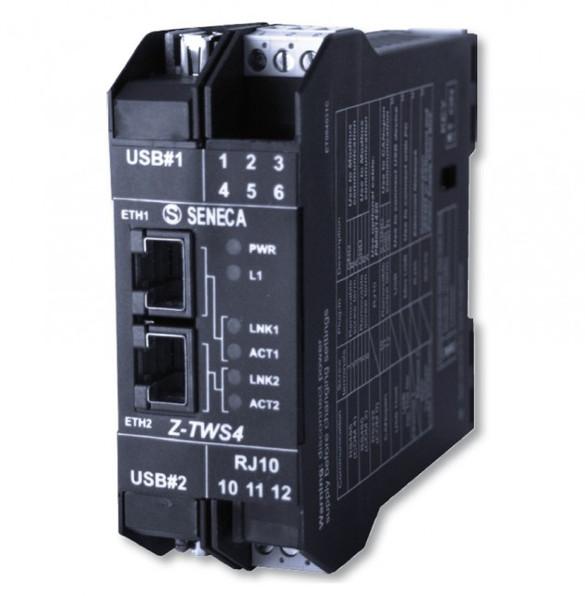 Z-TWS4 Controllore multifunzione per Energy management