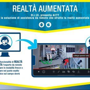 ACTY – Assistenza da remoto con realtà aumentata
