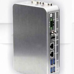 PC BOX industriale da barra DIN