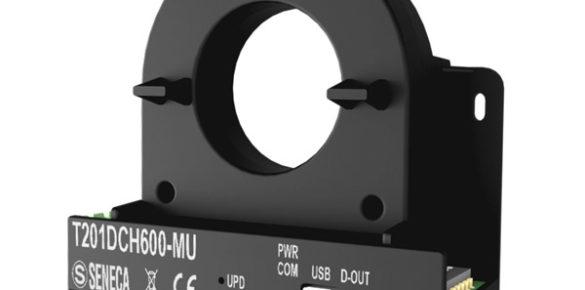 Trasduttore di corrente AC/DC (± 600 A)